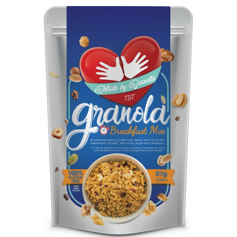 Granola (Breakfast Mix)