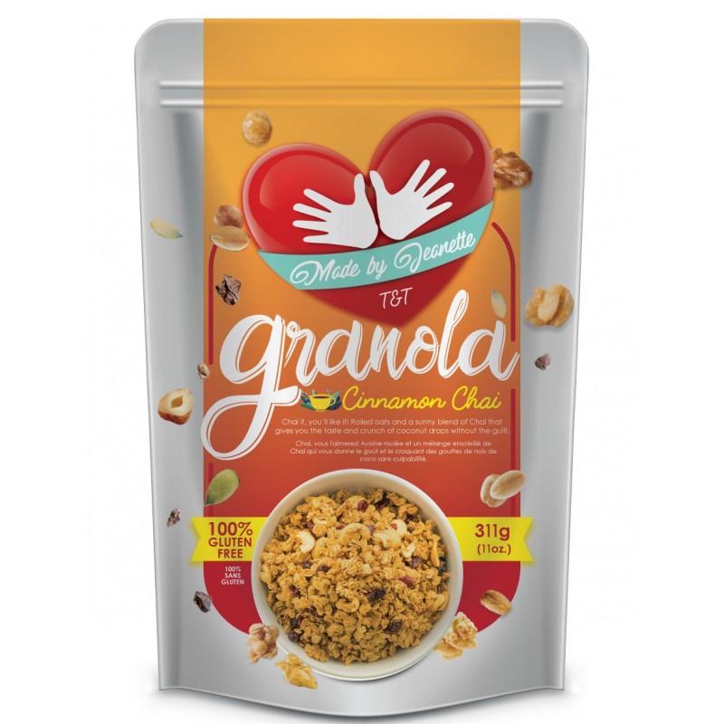 Granola (Cin/Chai)