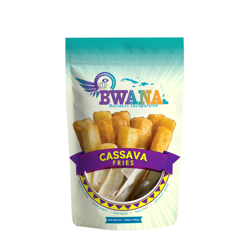 Cassava Fries (900gms)