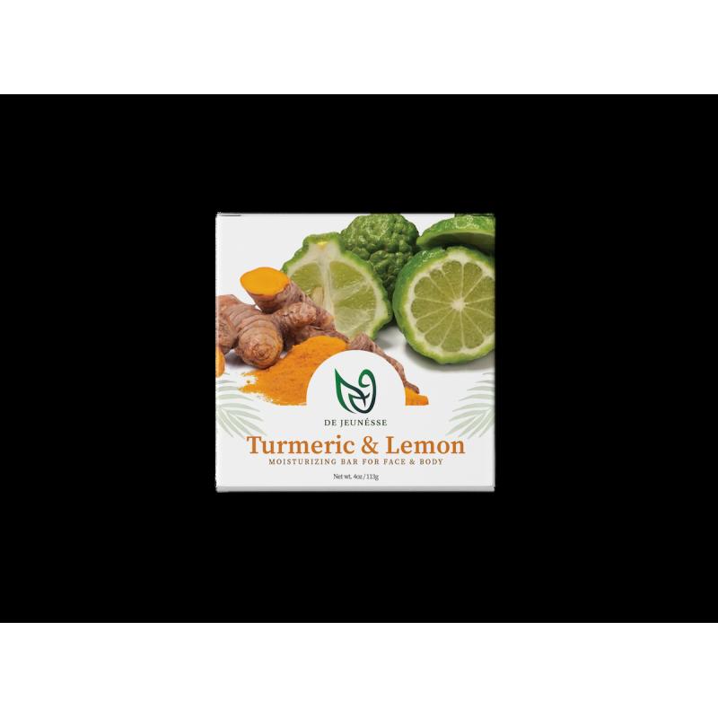 Turmeric & Lemon Soap