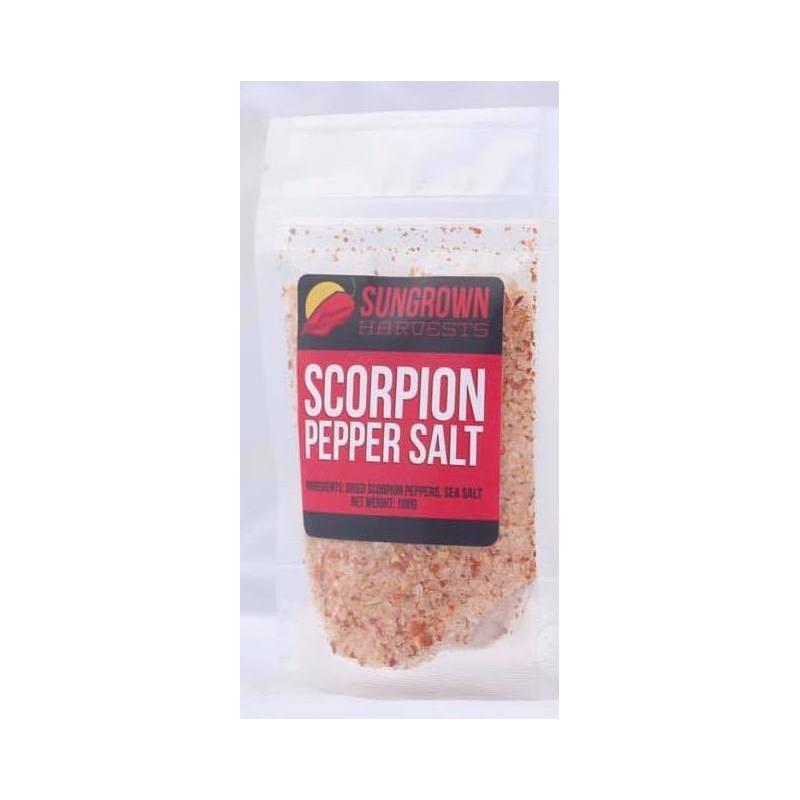 Scorpion Pepper Salt