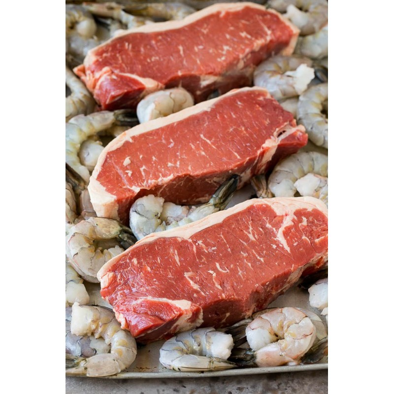 Meat Combo - Surf & Turf