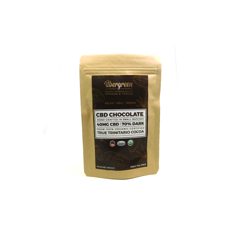 CBD Chocolate - 40MG