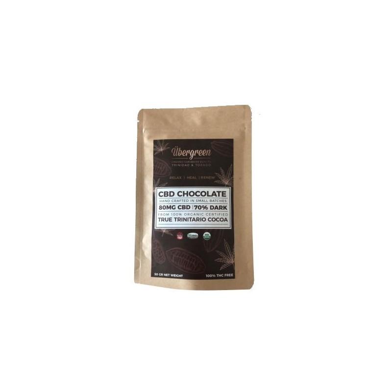 CBD Chocolate - 80MG