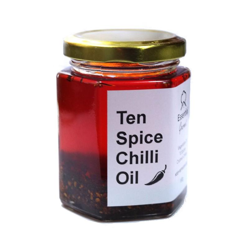 Ten Spice Chilli Oil