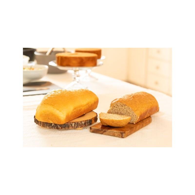 Baked Bread- White