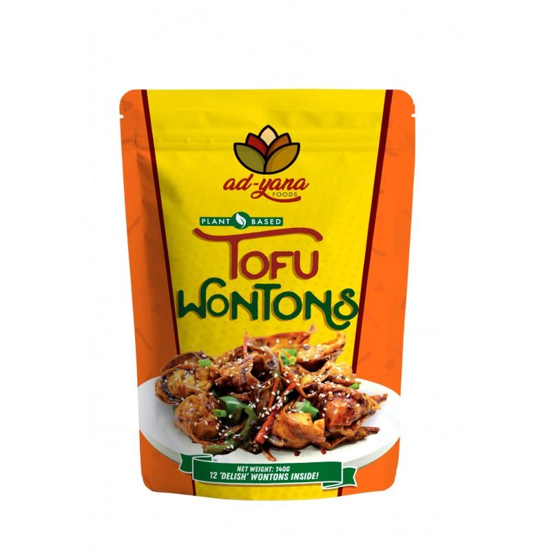 Tofu Wontons