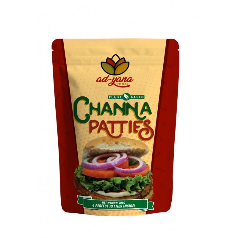 Channa Patties