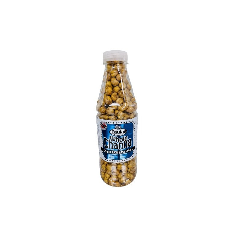Whole Channa-Snack