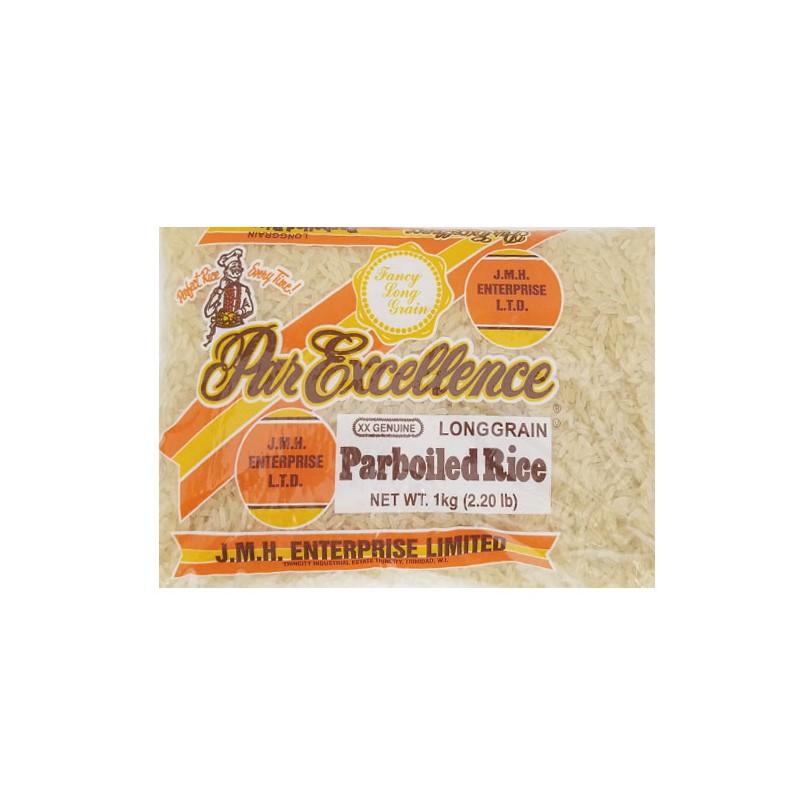 Par Excellence Parboiled Rice