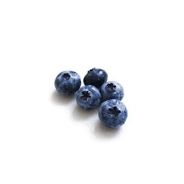 Blueberries per pack