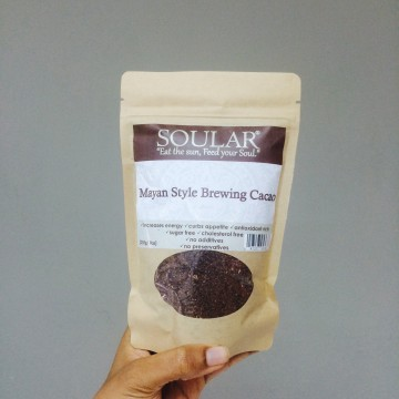 Cacao Brewing Chocolate