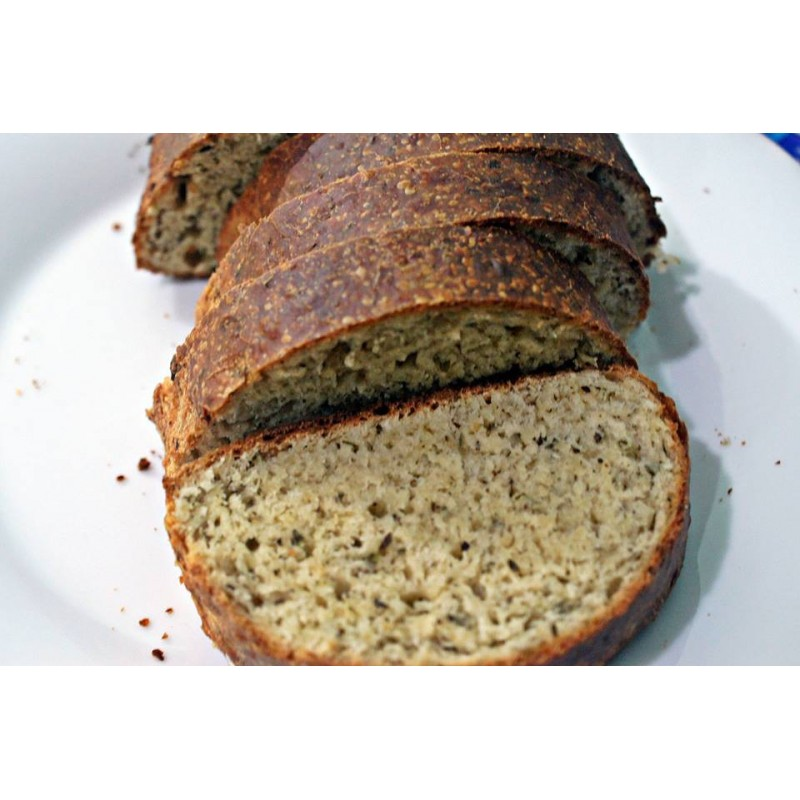 Herbed Baking Loaves