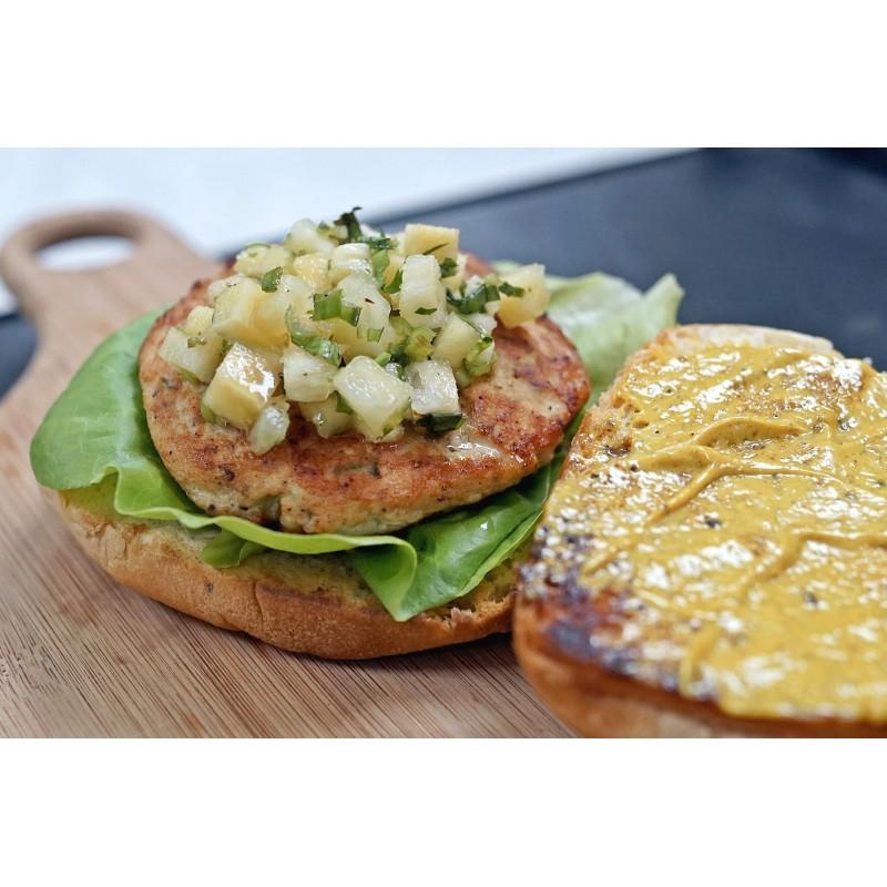 Pineapple Chicken Sandwich