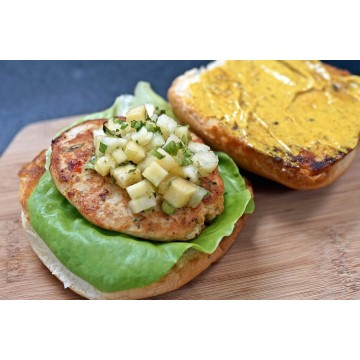 Pineapple Chicken Sandwich