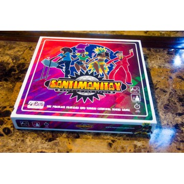 Santimanitay Board Game (Local)