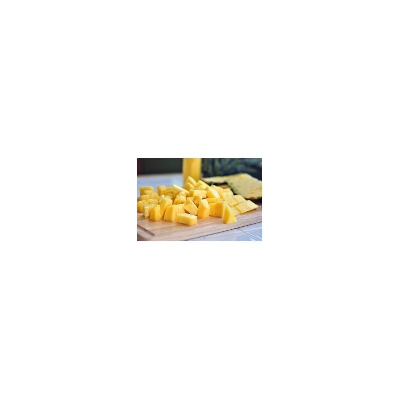 Peeled Pineapple per pck