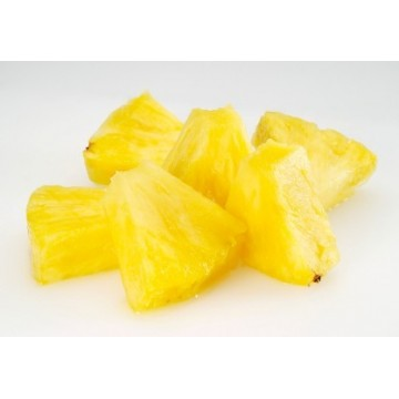 Peeled Pineapple per pck