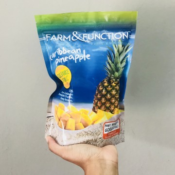 Frozen Pineapple