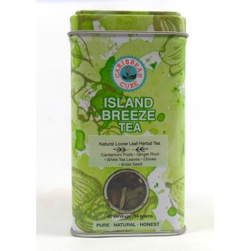 Caribbean Cure Herbal Tea ( Island Breeze )