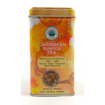 Caribbean Cure Herbal Tea ( Caribbean Sunrise )