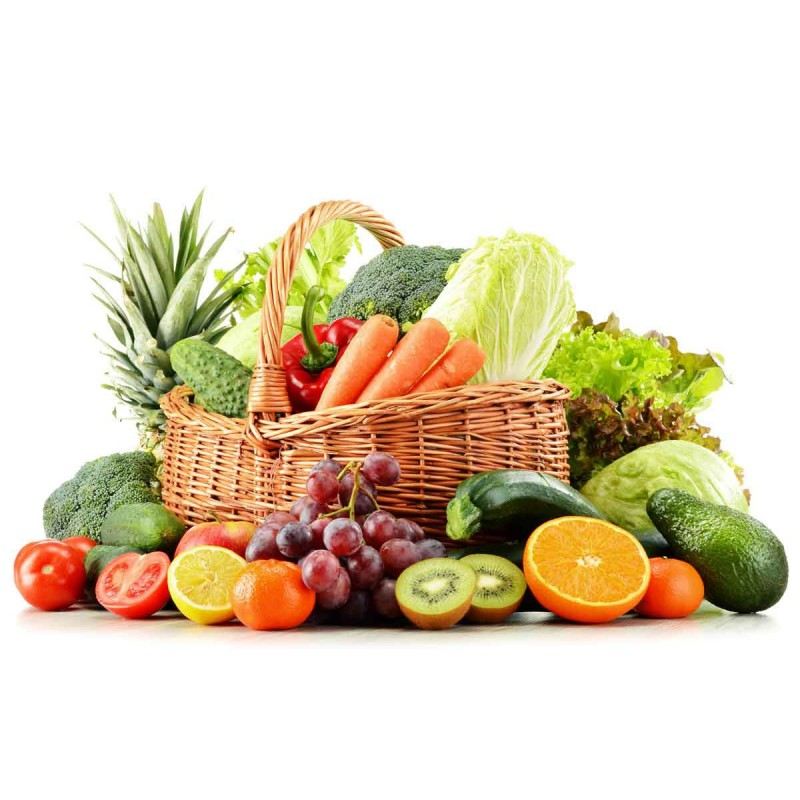 Fruit & Veg Basket