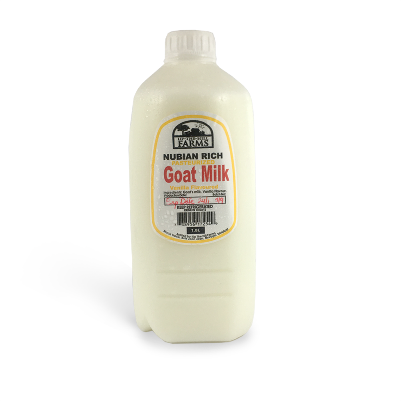 Goat Milk - 1.8 L